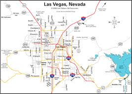 Las Vegas Zip Codes Map by Maps