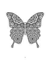 1 gallery ru tymannost album coloring book butterfly