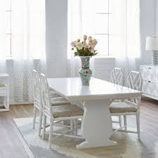 Dining Room Tables White Porto Dining Table White Bungalow 5