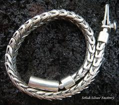 solid sterling silver mens bracelet images Sterling silver bali men bracelet 8mm mj 107 ssf mj 107 ssf jpg