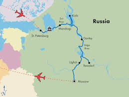 12 day russian river cruise visit moscow and st petersburg