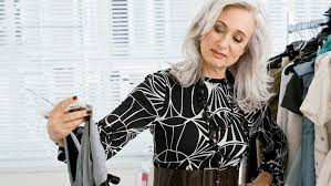 best color for hair if over 60 what is the essence of fashion for older women looking good or