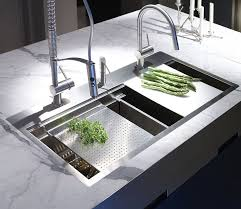 Italian Kitchen Faucet Exquisite Kitchen Faucets Merge Italian Design With