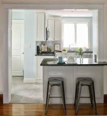 Small Kitchen Remodel Before And After Kitchen Wall Open Into Dining Room Design Ideas Pictures Remodel