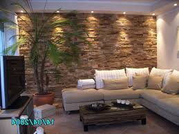 natursteinwand wohnzimmer hausdekorationen und modernen möbeln kühles kühles wohnzimmer