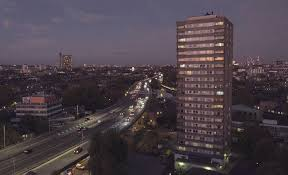 Time What Is Time Blind Guardian Life In The Shadow Of Grenfell The Tower Next Door Inequality