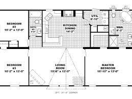 ranch style open floor plans open floor plan ranch style homes modern house plan