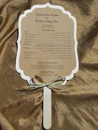 rustic wedding program fans rustic wedding programs at fans search invitaion