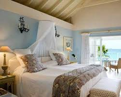 beach bedroom ocean hues beach bedroom with sea glass chandelier