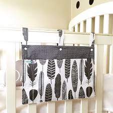 Bunk Bed Caddy Cot Organiser Book Caddy Bed Pocket Crib Organizer For Baby Cot