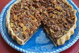 a nut pie that is everything it s cracked up to be for