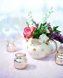 another view of center pieces trendy simple flower decorations arrangements gifts table