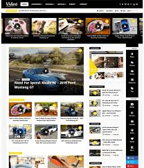 love themes video video news wordpress magazine newspaper theme