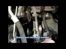toyota corolla alternator replacement 2009 corolla 2zr fe 1 8l water replacement