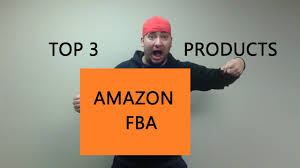 the best three product categories to sell on amazon fba and make a