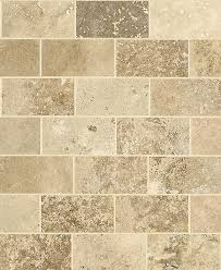 Brown Subway Tile Backsplash by Brown Subway Travertine Backsplash Tile Backsplash Com