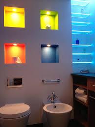 Led Bathroom Lighting Ideas Fancy Bathroom Led Lighting Enchanting Small Bathroom Remodel