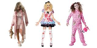 scary girl costumes scary costumes for festival collections