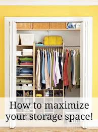 how to maximize your storage space great tips from a storage