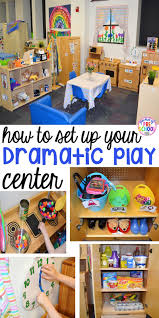 Pre K Classroom Floor Plan How To Set Up The Dramatic Play Center In An Early Childhood