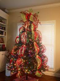 tree topper christmas deco mesh created by yours truly