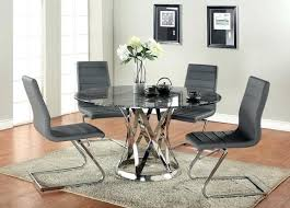 glass dining room table and chairs glass round dining table lovely glass round dining table and chairs