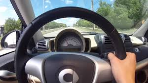smart fortwo exhaust start up drive loud youtube