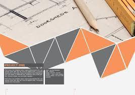 free 16 page case study portfolio booklet download indesign file