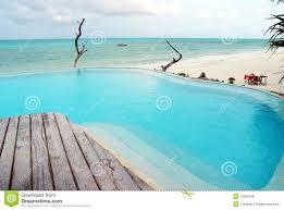 infinity edge pool royalty free stock photos image 22089158