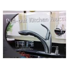 water ridge kitchen faucet water ridge patrician series kitchen faucet brushed nickel