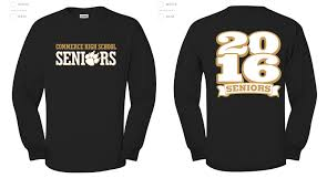 high school senior t shirts senior class t shirts on sale now commerce high school