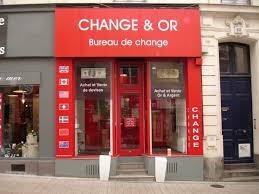 bureaux de change à bureau de change change et or à angers 50 devises disponibles