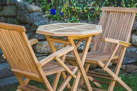 Folding Patio Chairs With Arms 2 Person Outside Furniture Set Garden Furniture Land
