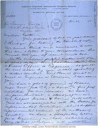 charles davenport letter to francis galton about opening the
