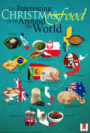 twelve interesting food from around the world