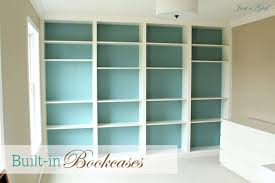 Bookcase Diy by Built In Bookshelf Ideas Top 25 Best Built In Bookcase Ideas On