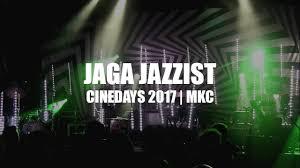 jaga jazzist live cinedays 2017 youtube