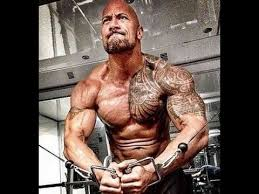 the rock s hercules chest workout