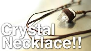 crystal necklace diy images Diy crystal necklace giveaway closed jpg