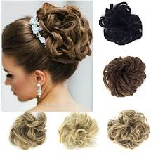ponytail hair extensions fut scrunchy scrunchie hair bun updo hairpiece ponytail hair