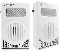 visual phone ringer light telephone ringer up to 95db phone phone amplifier strobe light