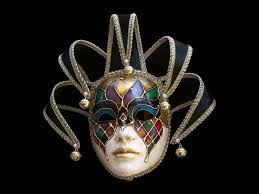 venetian jester mask masks portals of alternate and day