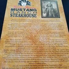 mustang ranch history mustang ranch steakhouse closed 63 photos 47 reviews