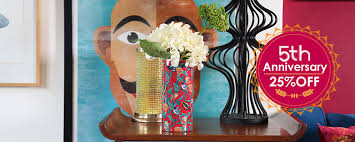 Decorate Flower Vase Decorative Flower Vase Designs Online India Circus