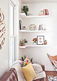Wooden Shelf Design Ideas by Best 25 Decorative Shelves Ideas On Pinterest Wood Art Home