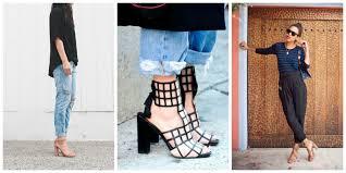 trendiest block heel sandals of summer 2018 fashiongum com