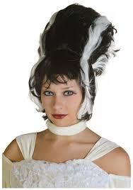 vampire bride wig scary halloween costume vampire bride wigs