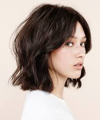 international hair trends bangs bob haircuts