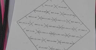 math u003d love combining like terms maze