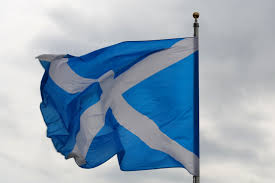 free images sky wind ice blue scotland national flags flag